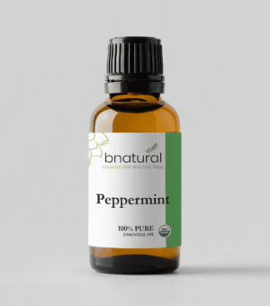 bnatural peppermint essential oil