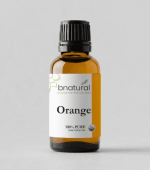 bnatural orange essential oil