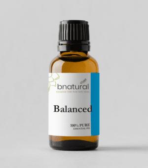 bnatural balanced essential oil blend