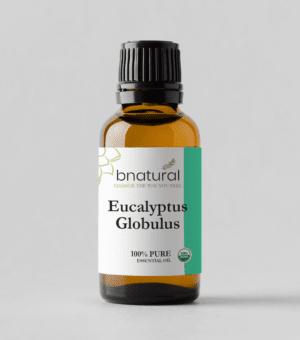 bnatural eucalyptus globulus essential oil
