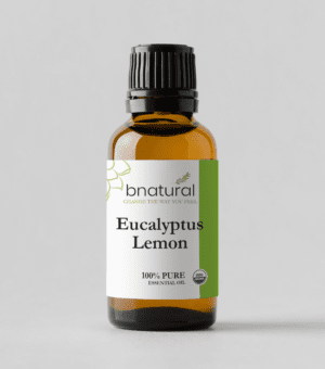 bnatural eucalyptus lemon essential oil