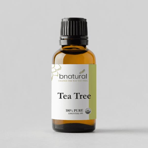 bnatural tea tree essential oil