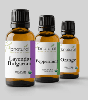 aroma therapy essential oil starter kit