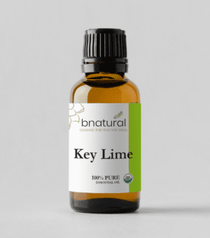 bnatural key lime essential oil