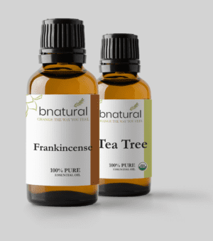 bnatural essential oil sniffleless starter kit