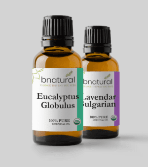 bnatural decongest essential oil kit