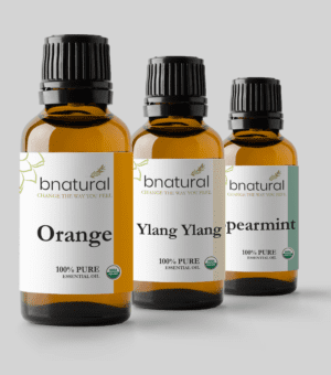 bnatural unwind time essential oil set