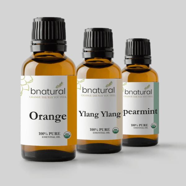 bnatural unwind time essential oil set