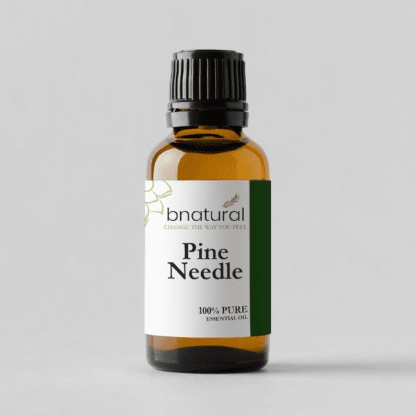 bnatural pine needle essential oil