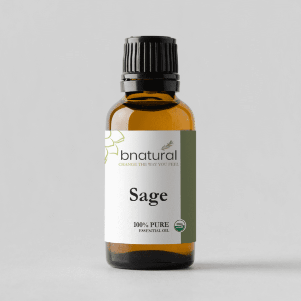 Sage Organic Essential Oil